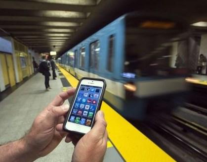 Расширение сотовых сетей и доступа в интернет в метро