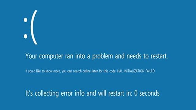 решение проблем с Windows