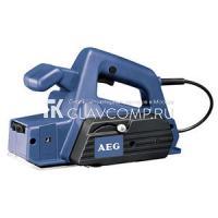 Ремонт электрорубанка AEG HB 750