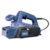Ремонт электрорубанка AEG HBE 800