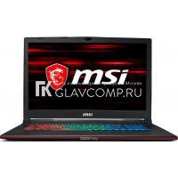 Ремонт ноутбука MSI GP73 8RE, Black (GP73 8RE-470RU)