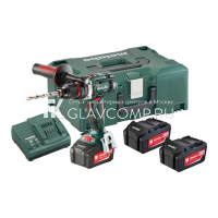 РЕМОНТ ШУРУПОВЕРТА METABO BS 18 LTХ IMPULS 3X4.0 АЧ ASC30-36