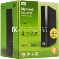 Ремонт жесткого диска Western Digital My Book Essential 3Tb (WDBJRH0030HBK-EEUE)