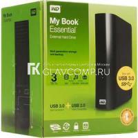 Ремонт жесткого диска Western Digital My Book Essential 3Tb (WDBJRH0030HBK-EEUE)