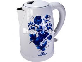Ремонт электрического чайника Добрыня DO-1214