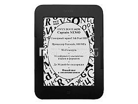 Ремонт электронной книги Onyx boox i62m captain nemo soft-touch