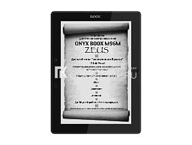 Ремонт электронной книги Onyx BOOX M96M ZEUS
