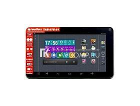 Ремонт планшета Reellex TAB-07E-01
