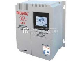 Ремонт стабилизатора напряжения Ресанта АСН-3 000Н/1-Ц Lux