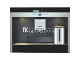 Ремонт встраемой кофемашины Siemens TK 76K573