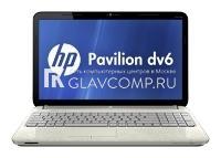 Ремонт ноутбука HP PAVILION dv6-6b07sz