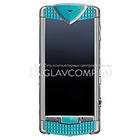 Ремонт телефона Vertu constellation t smile coral blue нержавеющая сталь, голубая резина